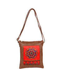 Sling Bag: S19-122, multicolour, multicolour