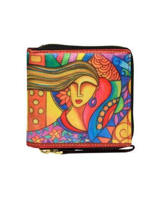 Wallets And Clutches: W04-04, multicolour, multicolour