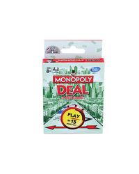 Hasbro Games Monopoly Deal Fs Classic, Age 8+