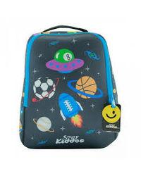Smily Junior Backpack Black