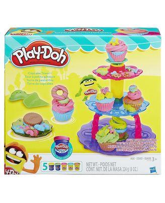 Playdoh Cupcake Tower, Age 3+