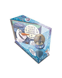Disney Frozen: Book And Glitter Globe (Book & Snowglobe Disney), na