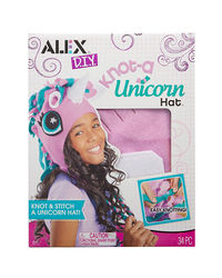 Alex Toys Diy Knot A Unicorn Hat, Age 6+