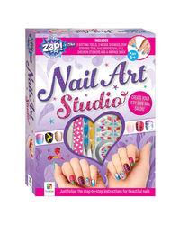 Zap! Extra Nail Art Studio, multi