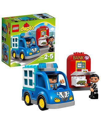 Lego Police Patrol, Multi Color