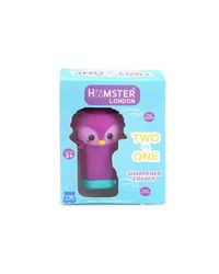 Hamster London Scented Sharpener & Eraser Cuticon
