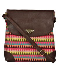 Sling Bags: S12-72S, multicolour