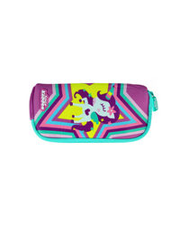 Smily Kiddos| Smily Mini Pencil Pouch (Purple)