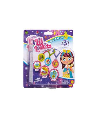 Alex Toys Diy Lil Lock-Itz Juice Bar Kit, Age 5+