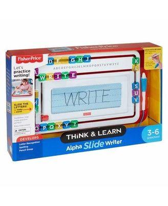 Fisherprice Think & Learn Alpha Slide Writer, Age 3+