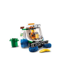 Lego City Street Sweeper Building Blocks, Age 5+