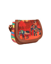 Sling Bag: S01-121, multicolour, multicolour