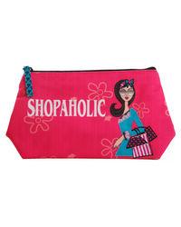 Shopaholic Cosmetic Bag
