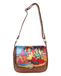 Sling Bags: S05-29, multicolour
