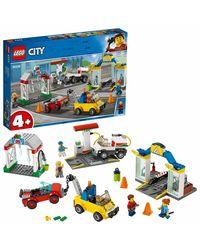 Lego City Garage Center Building Blocks, Age 4+