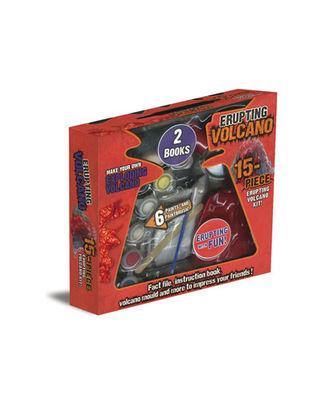 Erupting Volcano (15 Piece Erupting Volcano Kit), multi