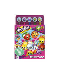 Shopkins Activity Fun, na