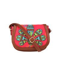 Sling Bag: S01-63, multicolour, multicolour
