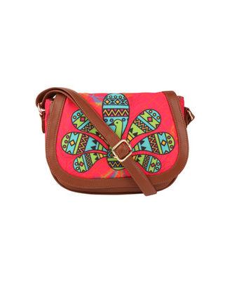 Sling Bag: S01-63, multicolour, multicolour