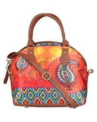 Hand Bag: 240-65, multicolour