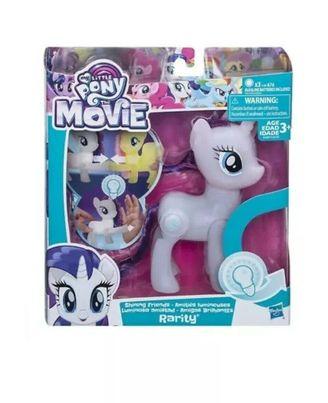My Little Pony The Movie  Rarity  Shining Friends by Hasbro