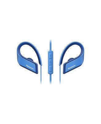 Panasonic RP-BTS35E-A Headphones (Blue), blue
