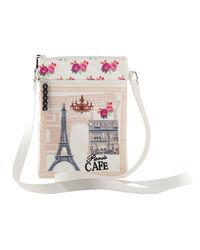 Paris Cafe Sling Bag