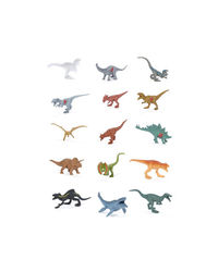Jurassic World 15 Mini Dino Bucket, Age 3+