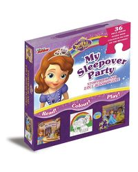 Disney Sofia The First My Sleepover Party, na