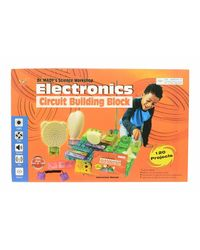 Dr. Mady Electronic Circuit Building Block, Age 10+
