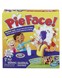 Hasbro Pie Face Chain Reaction Game, Age 6 To 8 Years