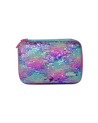 Smily Bling Pencil Case - Pink