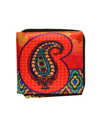 Wallets And Clutches: W04-65, multicolour, multicolour