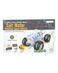 Dr. Mady Salt Water Powered Space Vehicle, Age 6 To 8 Years