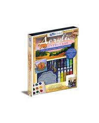 Art Maker Acrylic Masterclass, na