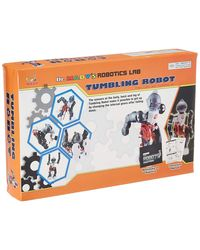 Dr. Mady Diy Tumbling Robot, Age 6 To 8 Years