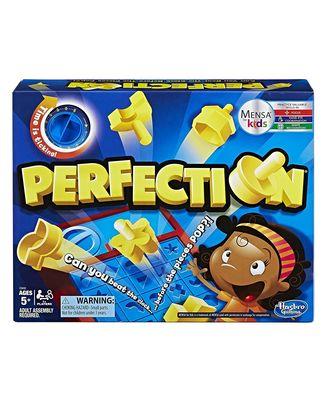 Hasbro Games Perfection, Age 5+