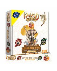 Kaadoo Board Game Combo Wild Africa, Age 6+