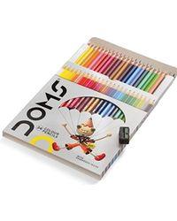 Doms Fsc 24 Shades Colour Pencil