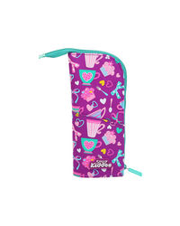 Wracky Pen Cup Pencil Case Purple