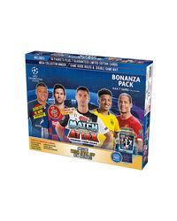 Uefa Cards 2019 - 20 Bonanza Pack, Age 5+