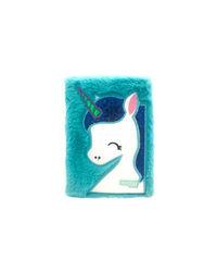 Hamster London Blue Unicorn Diary