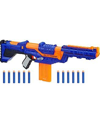 NERF Guns Delta Trooper Blaster, Age 8+
