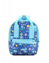 Smily Handy Junior Backpack Blue
