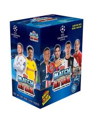 Uefa Cards 2019 - 20 Carry Box, Age 5+