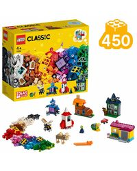 Lego Classic Windows Of Creativity Building Blocks, Age 4+