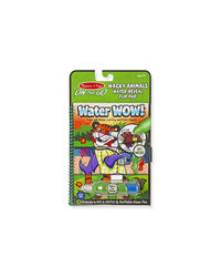 Melissa And Doug Water Wow! Wacky Animals Water Reveal Pad, Age 2+