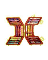 Wax Crayons Jumbo 24 Shades C Shape