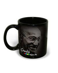 Gandhiji - You Must Be The Change Mug
