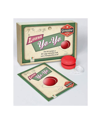 Learn Yo - Yo, na
